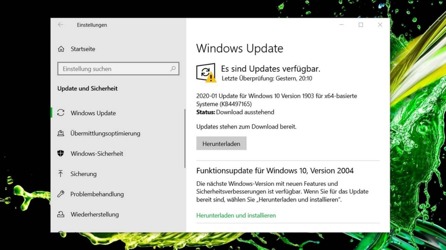 Windows Update 11