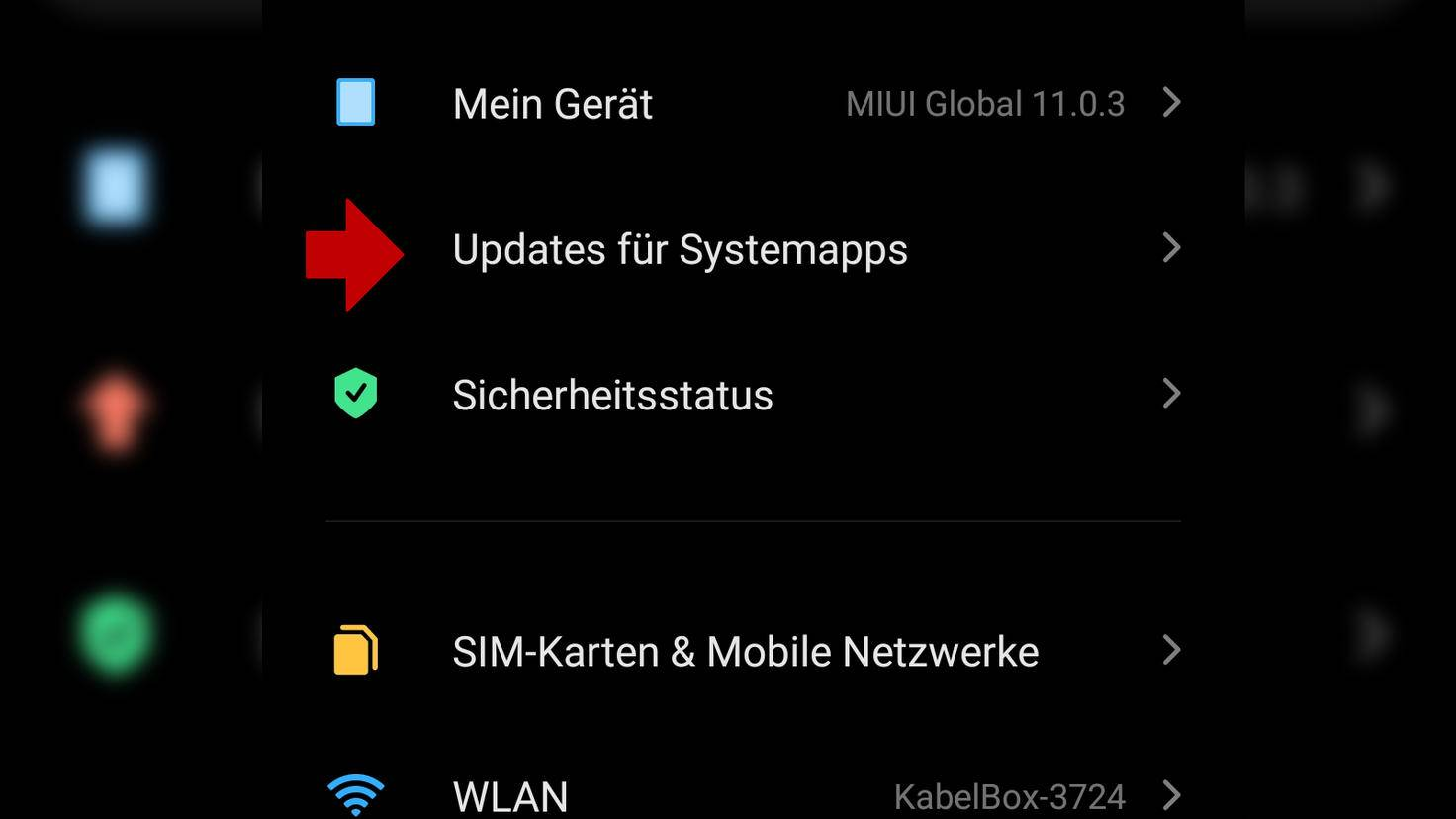 An update to the latest Android version is recommended for various reasons.