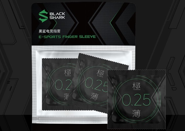 Black Shark launches a thumb holster with which to be more precise in Fortnite and COD Mobile. Xiaomi Addicts News