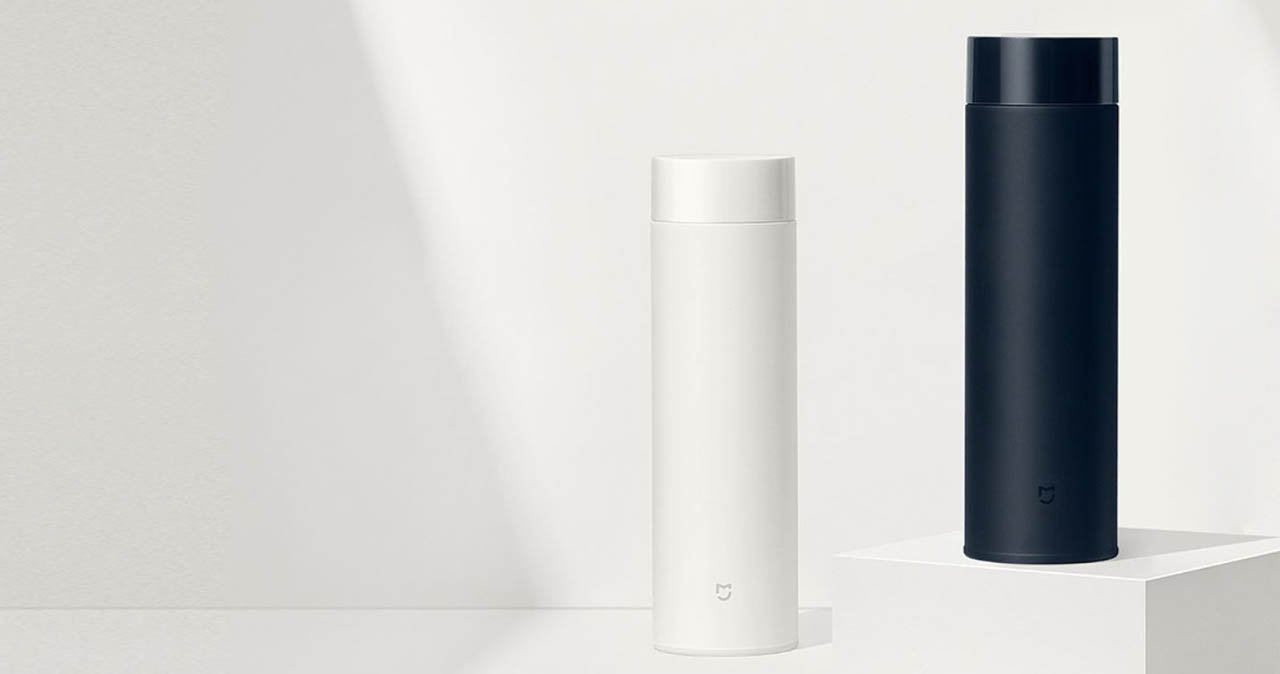New Xiaomi Mijia Thermal Cup: Xiaomi renews its famous thermos with better insulation. News Xiaomi Addicts
