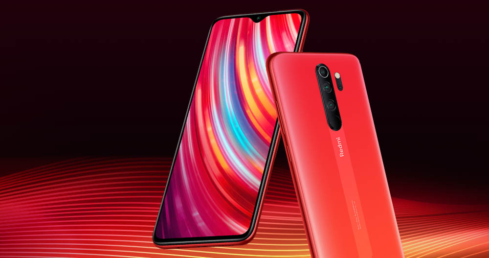 The new Redmi Note 8 Pro Coral Orange is already official and it looks that spectacular. News Xiaomi Addicts