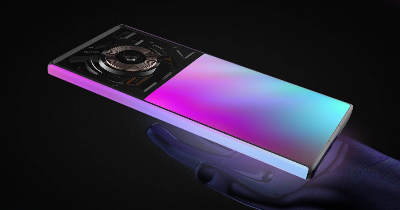 Xiaomi Mi Mix Alpha Pro: the most striking smartphone you have seen in a long time. Xiaomi Addicts News
