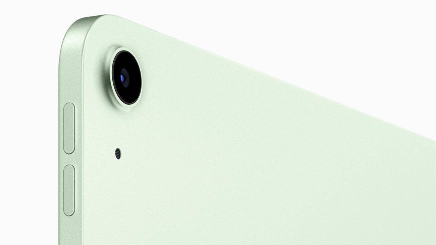 iPad Air 4 camera