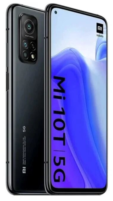 The design and characteristics of the Xiaomi Mi 10T and Mi 10T Pro are confirmed. News Xiaomi Addicts