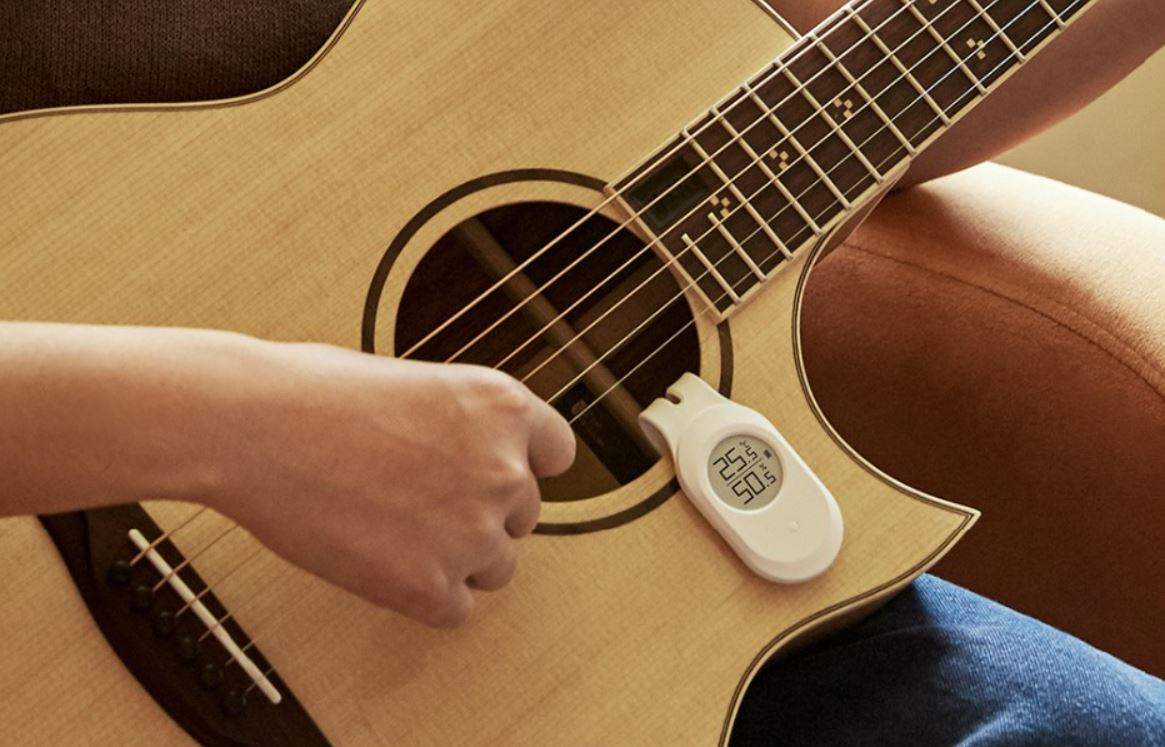 If you have a guitar, this gadget sold by Xiaomi is perfect for you. News Xiaomi Addicts