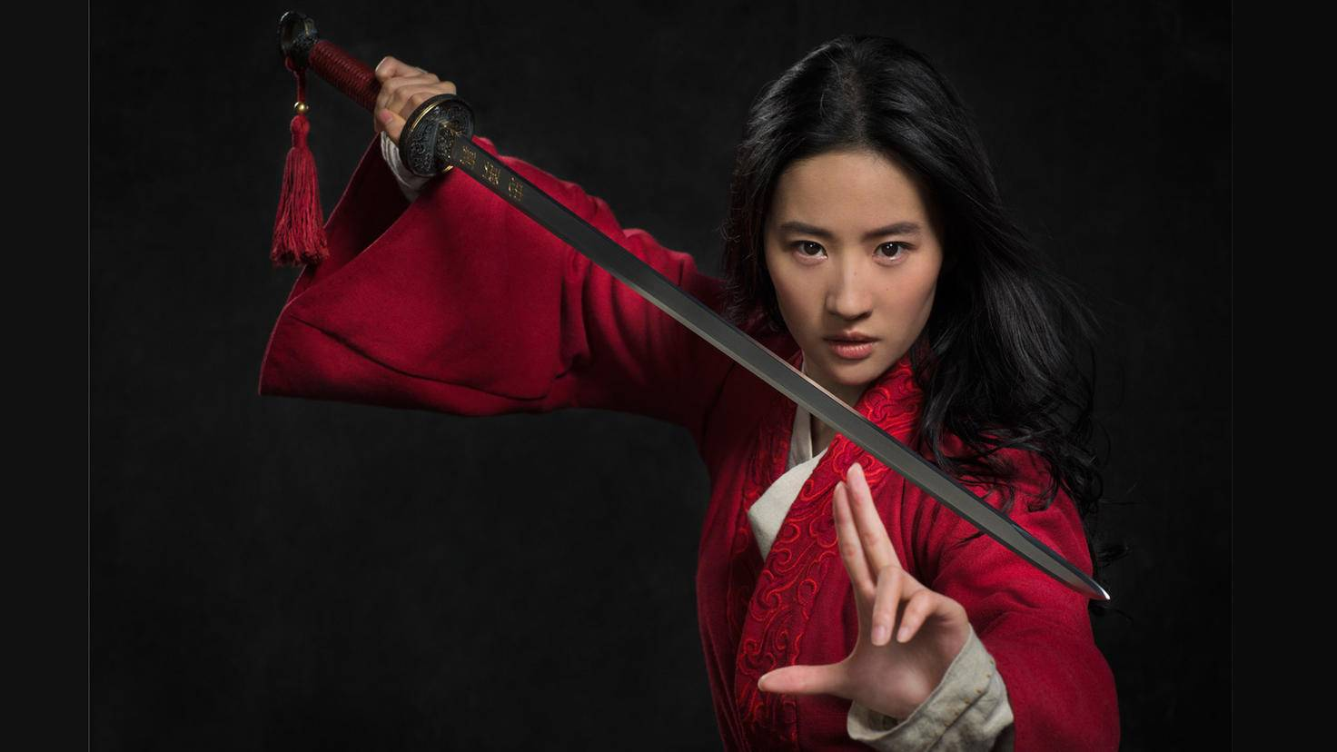 Mulan is in the movie ...