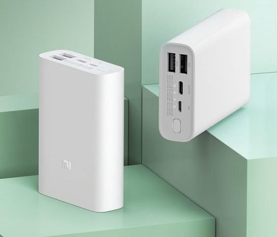 New Xiaomi Mi Power Bank 3 Pocket Edition: 10,000mAh in compact size