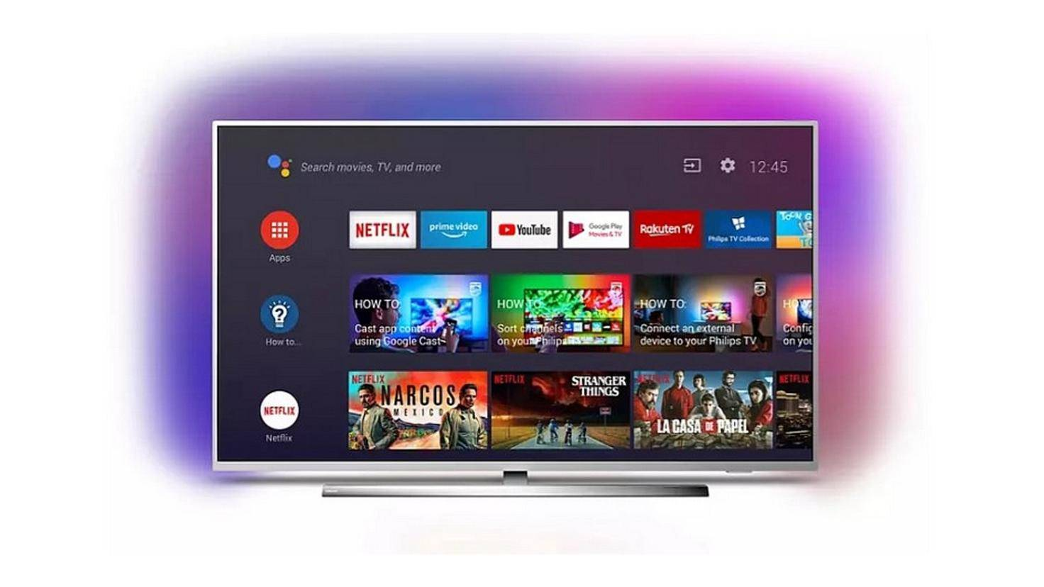 Philips PUS 7354 Android TV