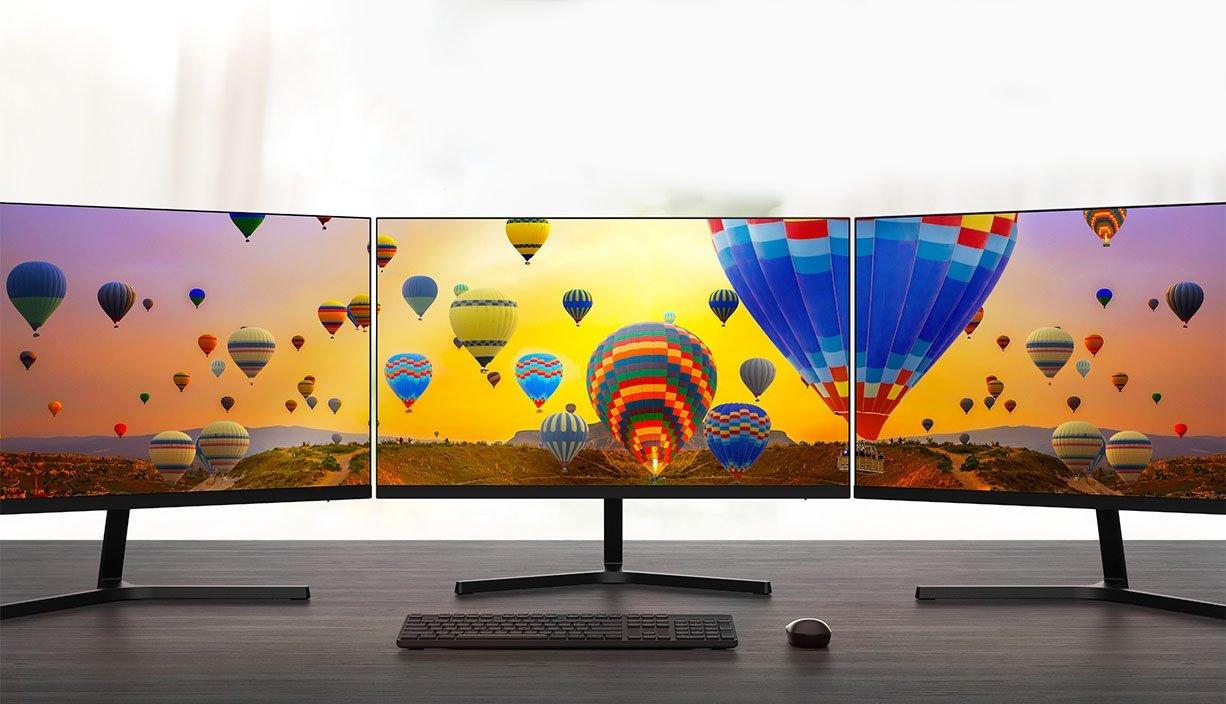 The cheapest Xiaomi monitor arrives in Spain, Xiaomi Mi Monitor 1C. News Xiaomi Addicts
