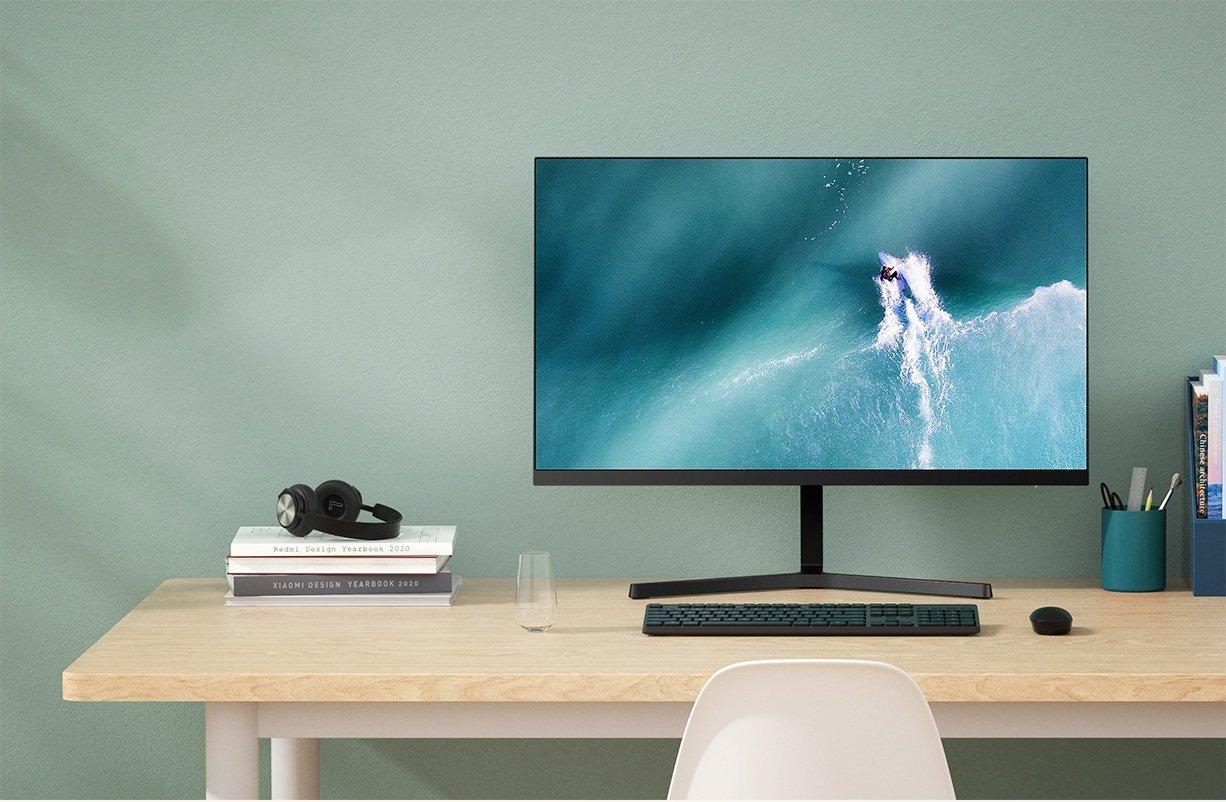 comprar monitor barato Xiaomi Mi Monitor Desktop 1C desde España y Amazon. Noticias Xiaomi Adictos