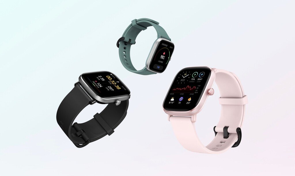 buy Amazfit GTS 2 mini Global: a new watch with a reduced design and 14 days of autonomy. News Xiaomi Addicts