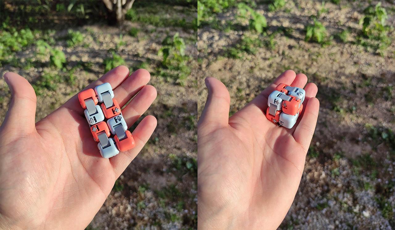 Analysis, review, anti stress cube Xiaomi Mi Fidget Cube 2. News Xiaomi Addicts