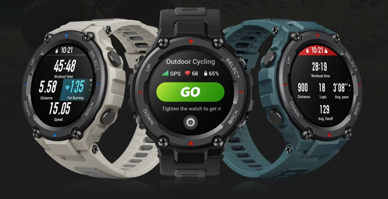 Amazfit T-Rex Pro, un reloj inteligente que podremos llevar incluso de submarinismo. Noticias Xiaomi Adictos