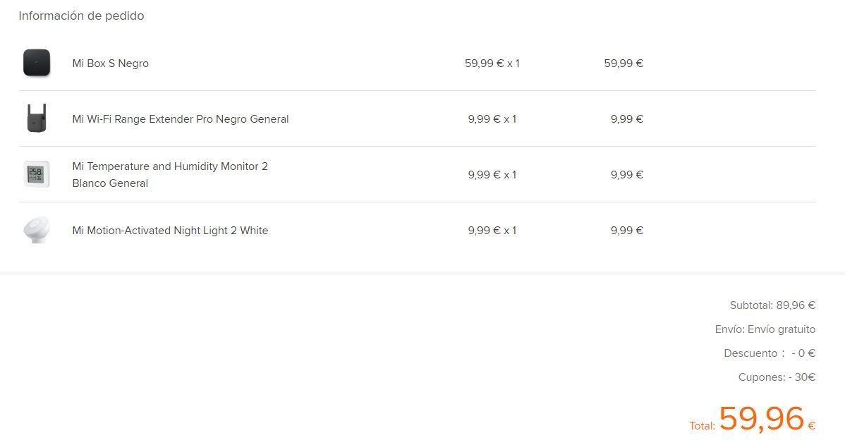 Xiaomi está regalando 30 euros para tus compras en su tienda oficial, corre!. Noticias Xiaomi Adictos