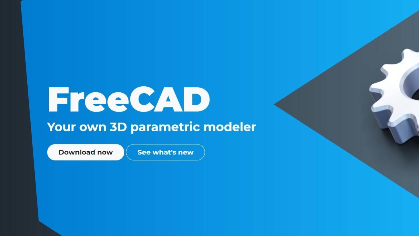 freecad 3d printer software