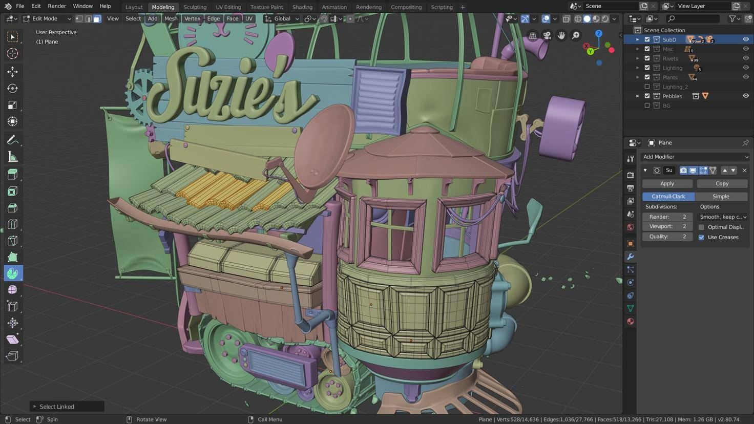 blender 3d printer software
