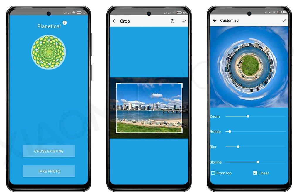 """Cómo realizar fotografías """"little planet"""" como esta desde tu Xiaomi. Noticias Xiaomi Adictos"""