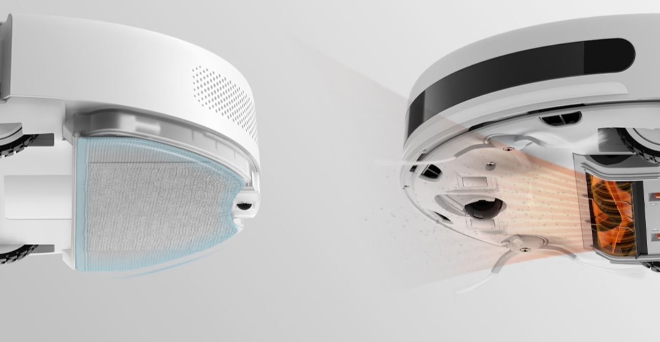 This Xiaomi robot that sweeps, vacuums and scrubs is now for less than 100 euros. News Xiaomi Addicts