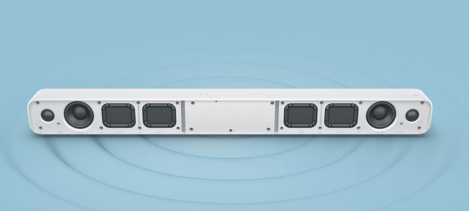 Buena, bonita y barata: así es esta barra de sonido de Xiaomi. Noticias Xiaomi Adictos