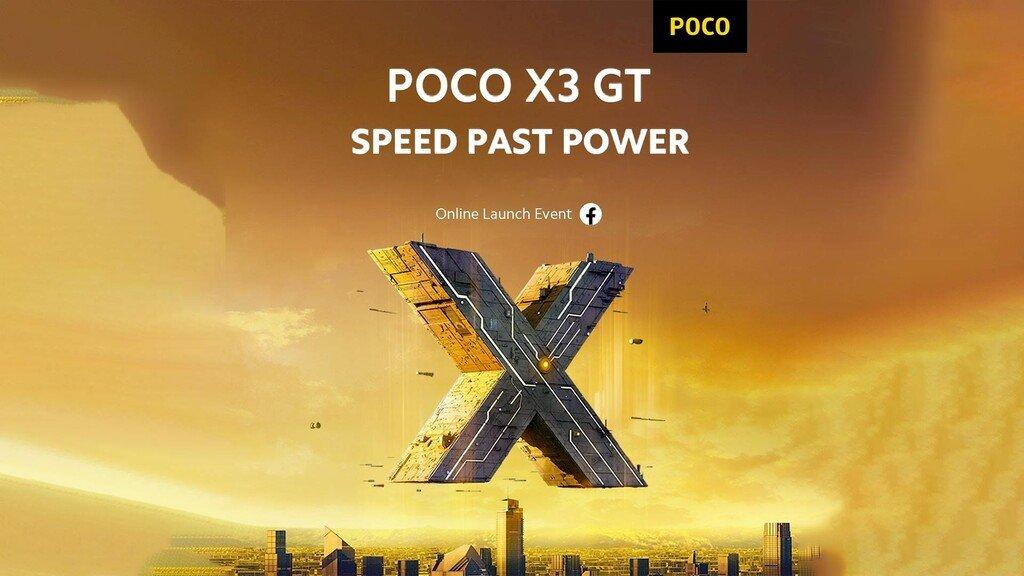 New POCO X3 GT announced: MediaTek processor to dominate mid-range gaming