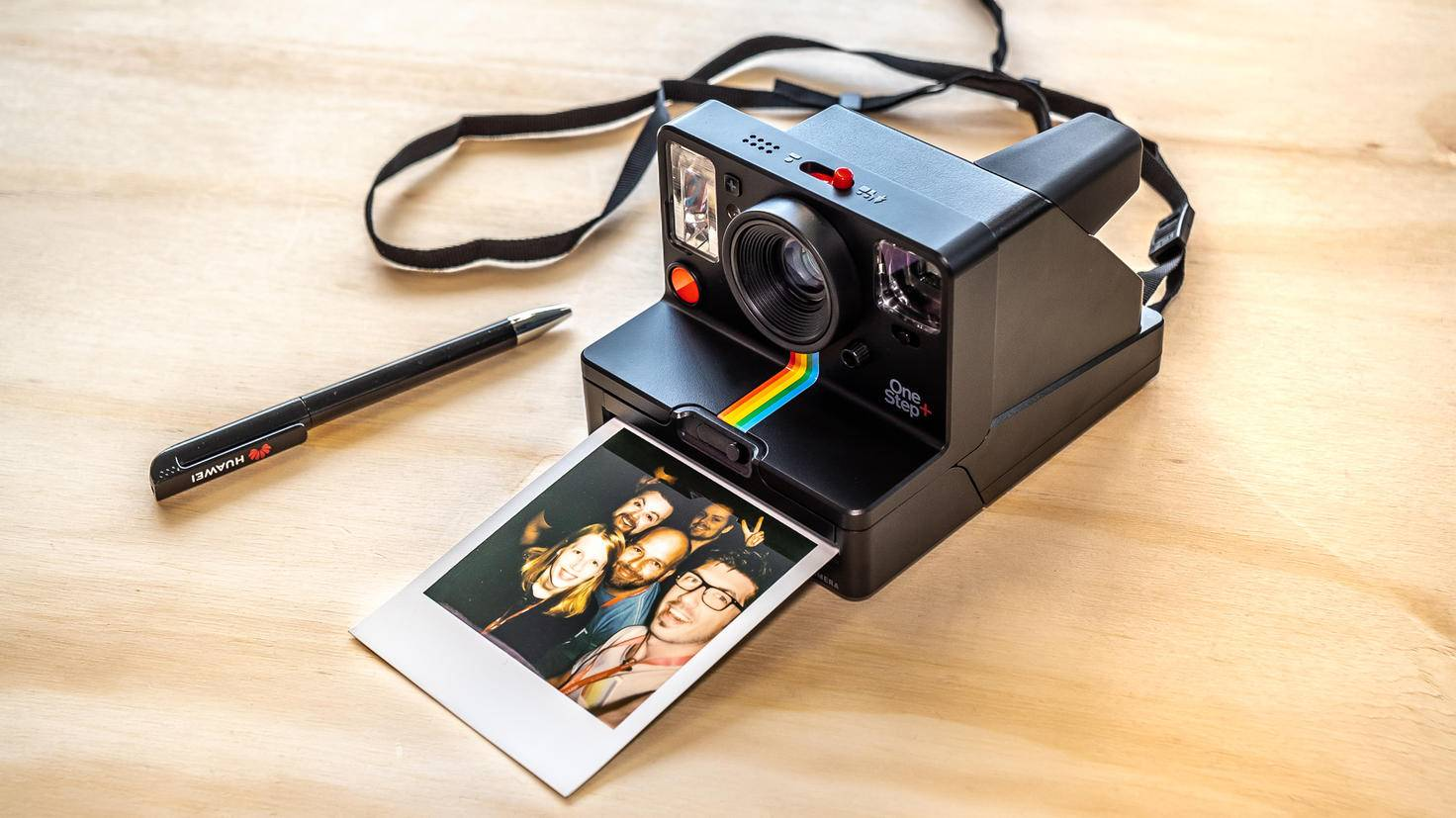 Polaroid OneStep + 3