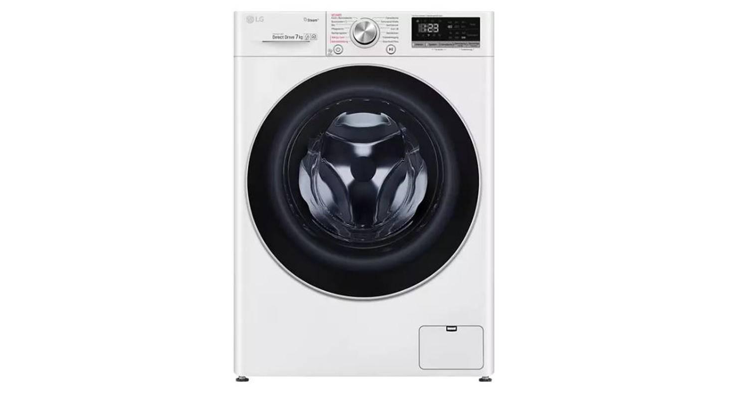 LG F2V4SLIM7 washing machine