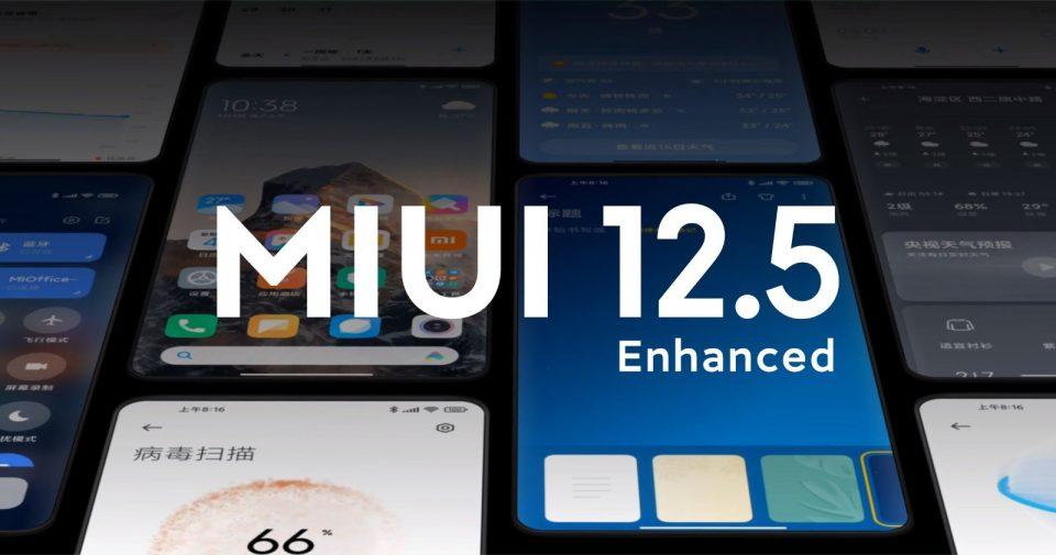MIUI 12.5 Enhanced comienza su despliegue para estos Xiaomi de gama media. Noticias Xiaomi Adictos